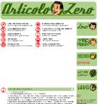La versione 2003 di Articolozero