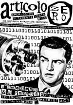 La prima copertina di Articolozero