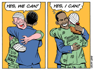 The_Obama_Surge_in_Afghanistan_by_Latuff2