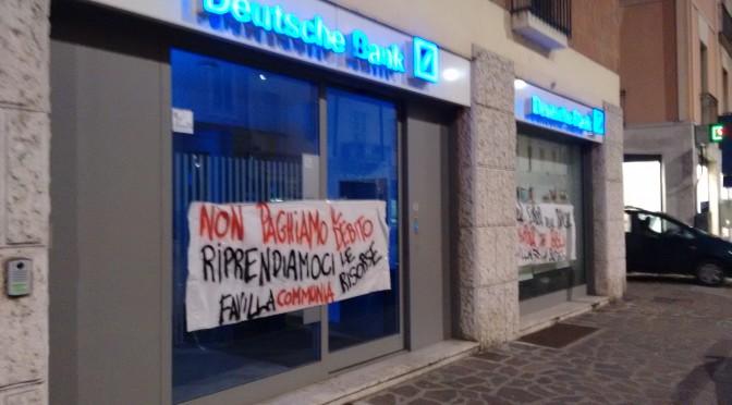 Non è il nostro debito – azione solidale con la grecia