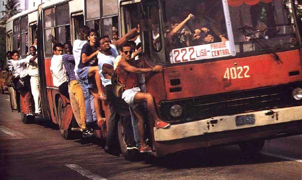 DOVE STIAMO ANDANDO? 5 punti su trasporto pubblico e diritto alla mobilità