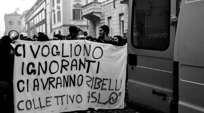 La cattiva scuola di Renzi-Giannini
